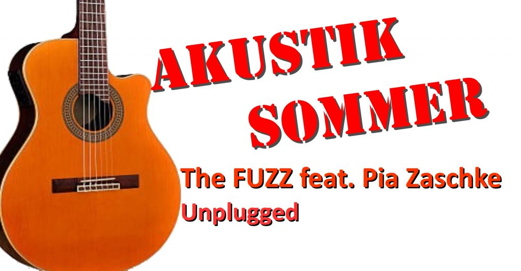 Plakat Konzert The Fuzz