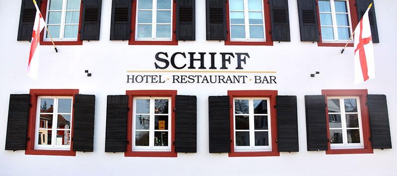 Restaurant Hotel Schiff Freiburg