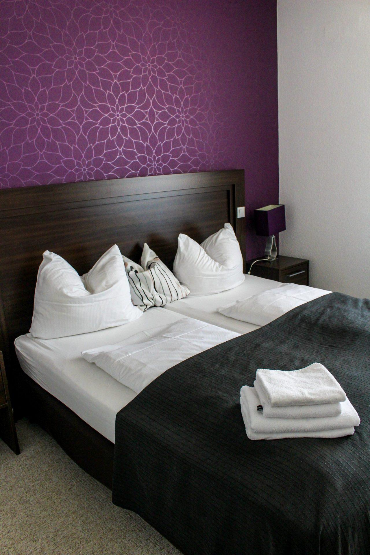 Hotelzimmer Schiff Freiburg